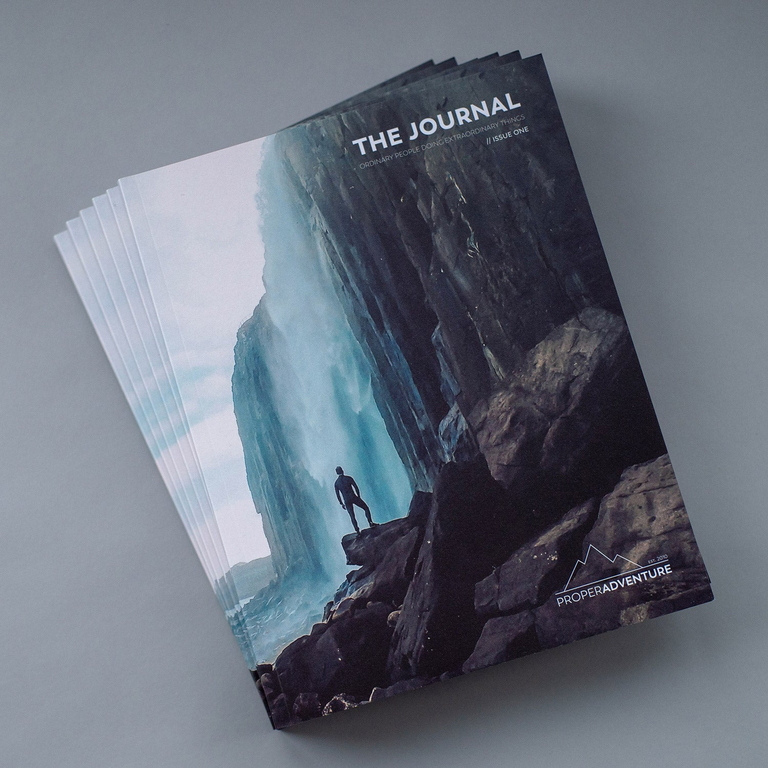 Proper Adventure - Issue One - from OFFGRID Clothing - £10.00