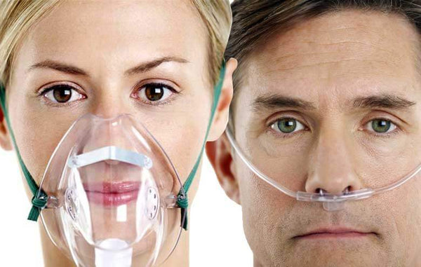 Should I use a Nasal cannula or Oxygen mask with my oxygen concentrator?