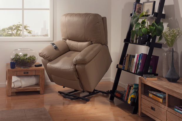 Tilt-n-lift chair