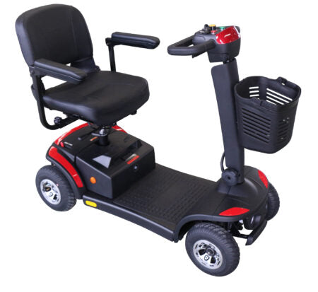 The Bandit Scooter - Blue, Grey, Red or White