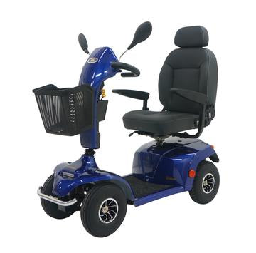 Shoprider SEKA Scooter Available  in Blue & Red