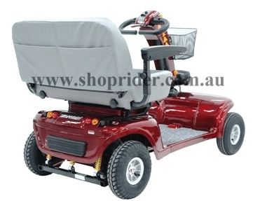 Shoprider Wide Seat Scooter  889D WS