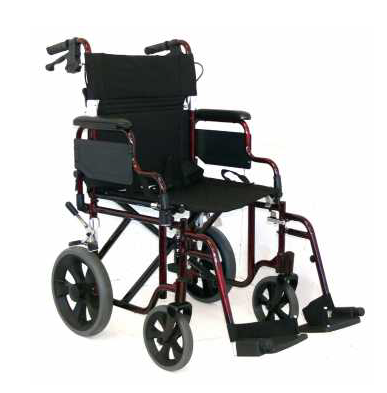 Mobility Walkers Black 4 Wheels