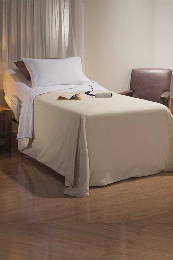 Adjustable Electric Bed Plain Made Bed