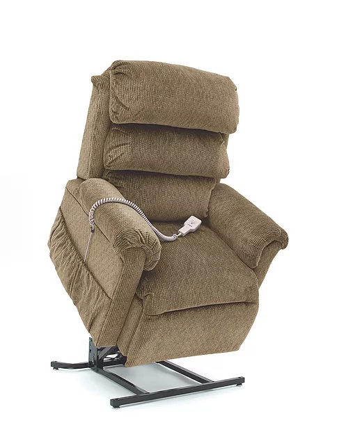 PRIDE MOBILITY 660 LIFT CHAIR LATTE