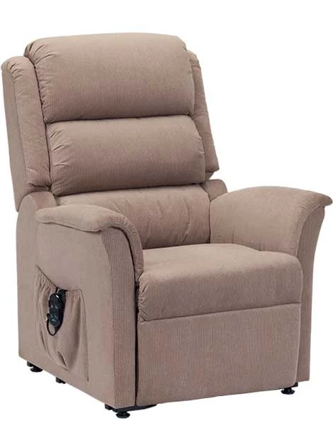 Portland Riser Recliner chair Standard or Petite Size