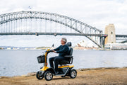 Pathrider 140 XL Performance Mobility Scooter