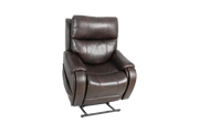 Theorem Seagrove Dual Motor Lift Chair with Headrest and Lumbar Adjustment and Cup Holders