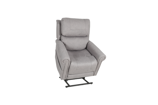 Pride Mobility Australia Padded Grey Recliner top view