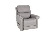 Pride Mobility Australia Padded Grey Recliner side view