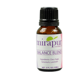 Balance Blend mirapur natural oils