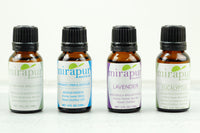 Essential Oil Basics Kit, Essential Oil Kits by Mirapur Essential Oils