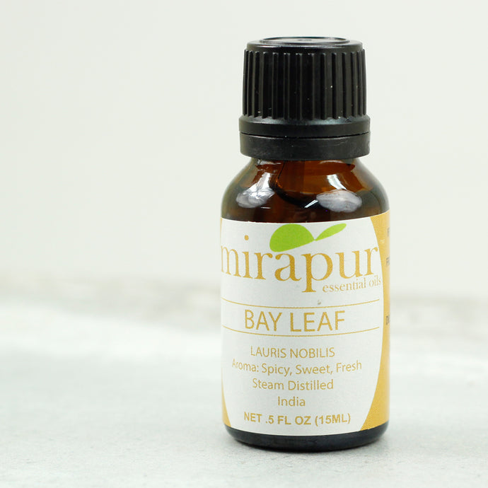 Bay Leaf Essential Oil for Men by Mirapur Essential Oil