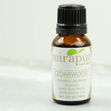 Cedarwood Essential Oil for Men, Cedarwood Virginian for Outdoors
