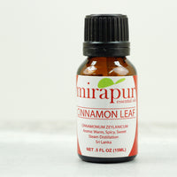 Cinnamon Leaf Essential Oil for Blood Sugar and Weight Loss by Mirapur Essential and Body Oil