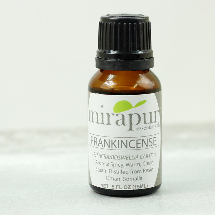 Frankincense Essential Oil by Mirapur™ Essential oils for Cancer