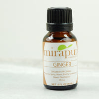 Best Ginger Essential Oil for pain