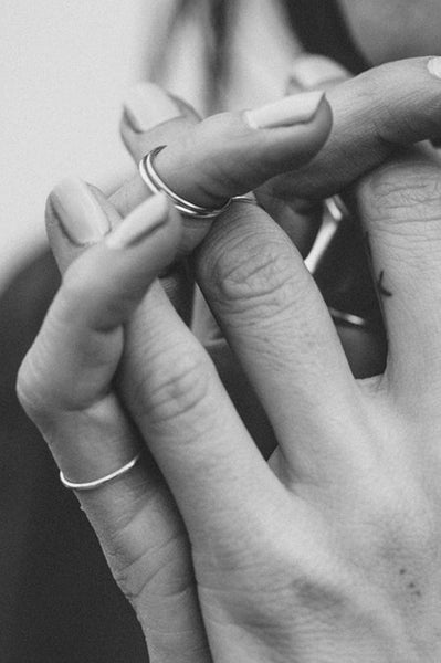 Fine Ring | Memory or Pinky Ring