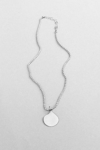 Droplet Necklace I | Link or Rope Chain