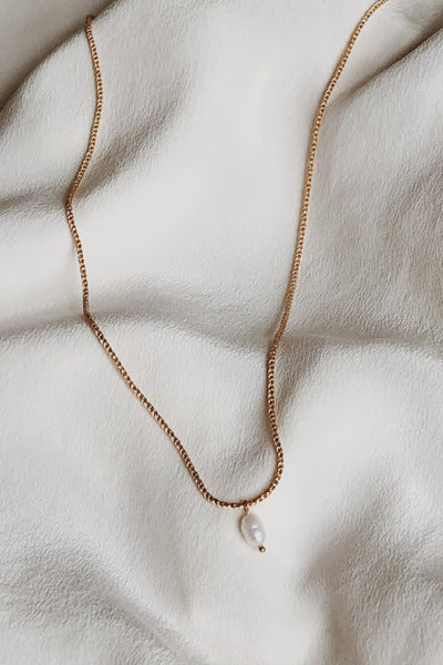 Pearl Rope Necklace