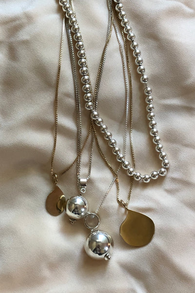 Ball Necklace I