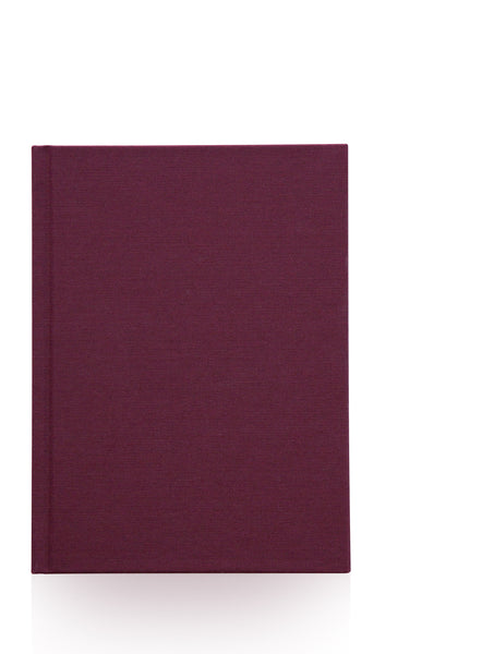 Beatnik Winter Notebook – Maroon Ruse