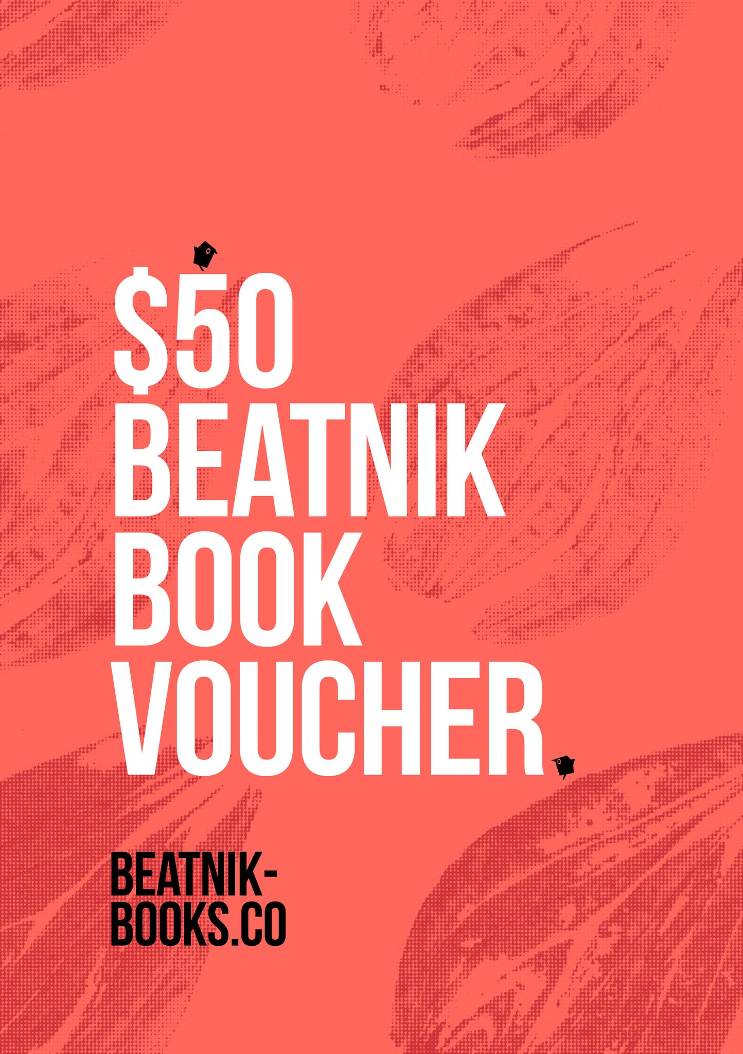 Beatnik Book Voucher
