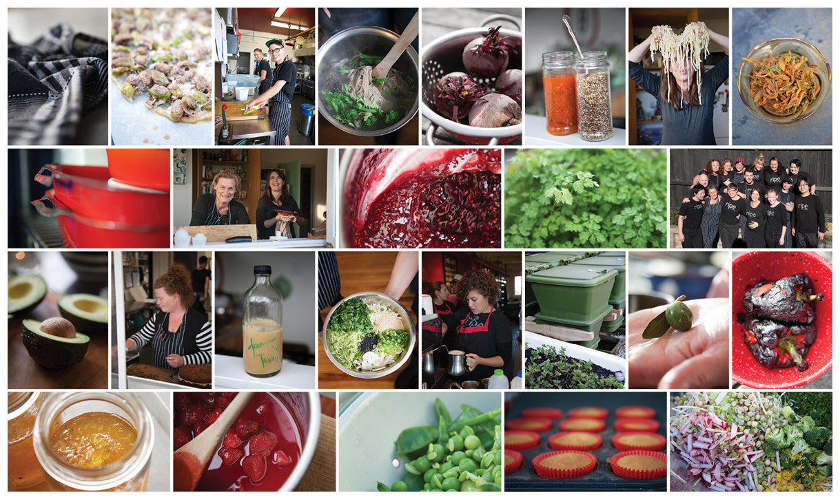 Ripe Recipes – A Fresh Batch