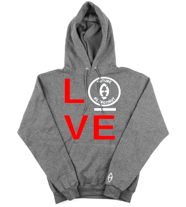 Future Astronaut™ MORE LOVE No Hate Hoodie