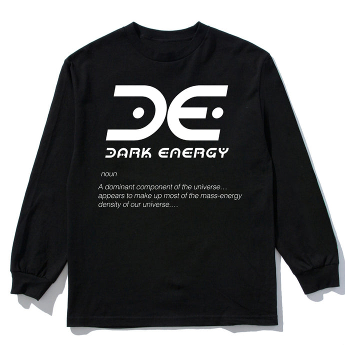 Future Astronaut™ Dark Energy Long Sleeve Tee