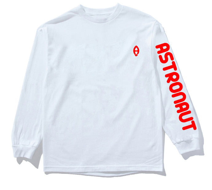 Future Astronaut™ Wordmark Long Sleeve Tee