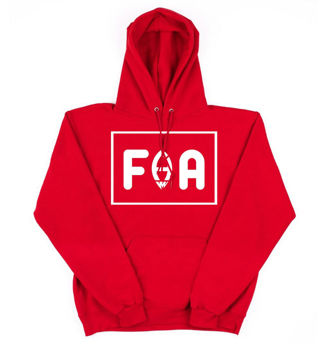 Future Astronaut™ The Solid Big Box Hoodie