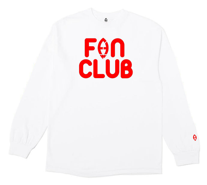 The Future Astronaut™ Fan Club Long Sleeve Tee