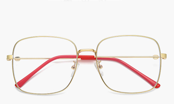 COOMBS Gold Frame - Men's Blue Light Glasses Collection '19/20