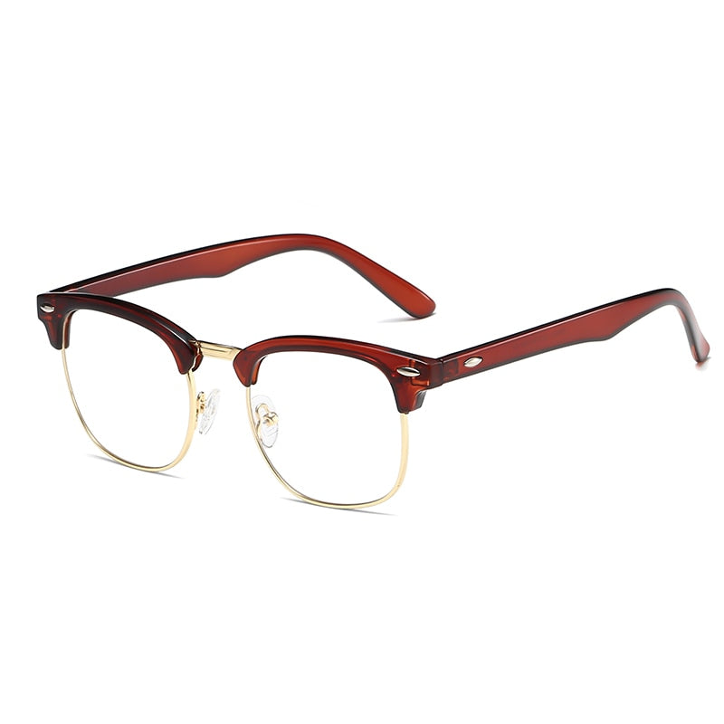LEROY Brown C3 - Men's Blue Light Glasses Collection '19/20