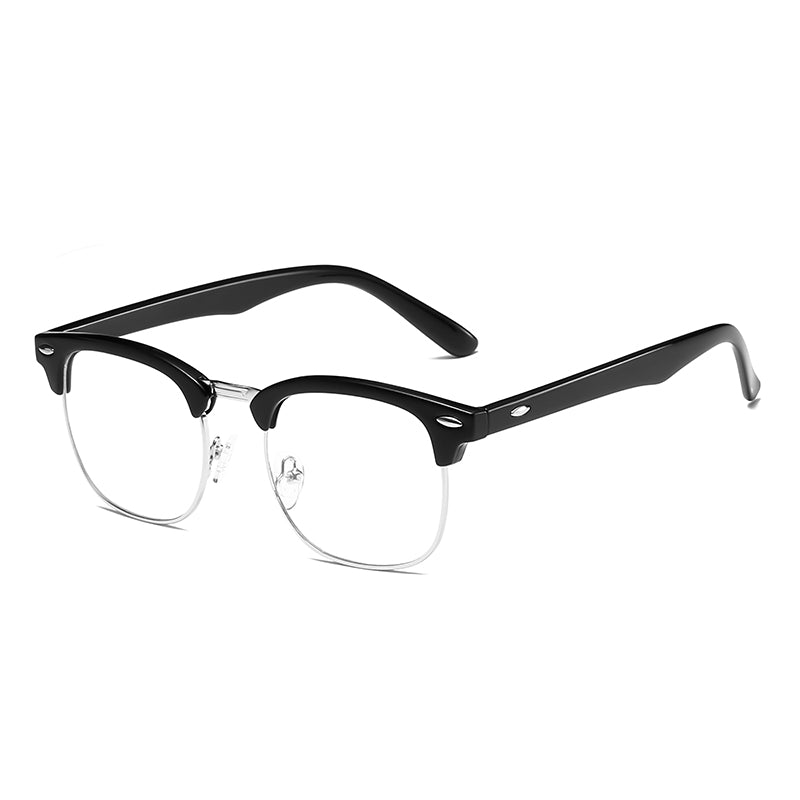 LEROY Black C2 - Men's Blue Light Glasses Collection '19/20