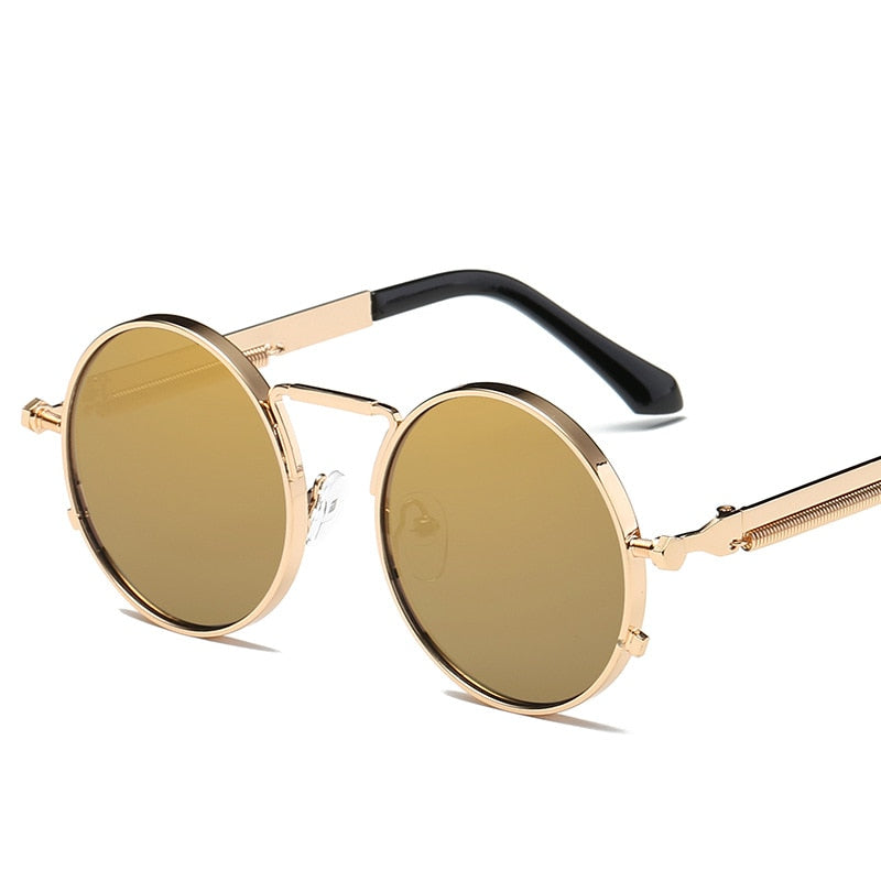 INFLUENCER - Men's Round Vintage Sunglasses Collection '19/20