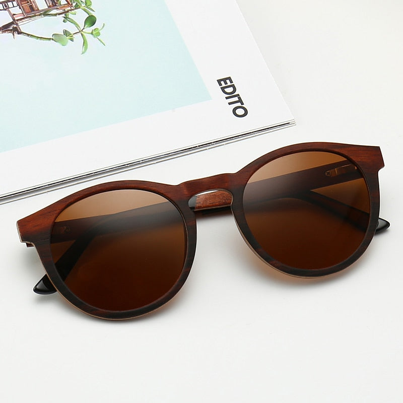GINGAM - Women's Round Sunglasses Collection '19/20