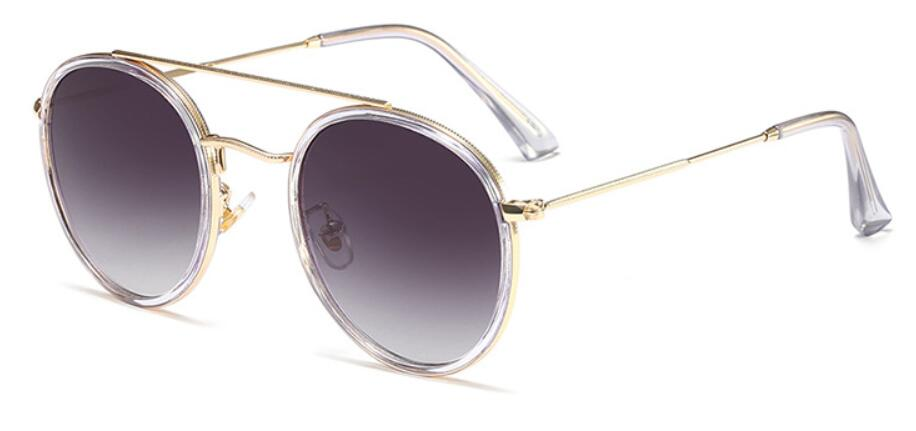 ZANIA - Women's Round Sunglasses Collection '19/20