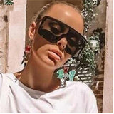 LOVE GAMES - Women's Square Sunglasses Collection '19/20