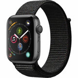 Apple Watch 4 44mm MU6E2 (GPS,Space Gray Case,Black Sport Loop) XK