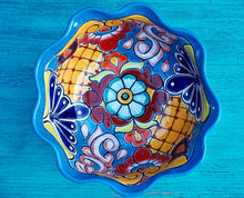 Load image into Gallery viewer, TALAVERA - Round Salad/Fruit Bowl Large