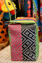 Load image into Gallery viewer, HANDBAG - Handwoven Plastic Lonchera - Large