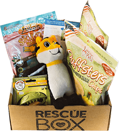 Ultimate Gift Guide For Brands That Give Back by Good Food For Good - Rescue Box