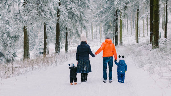 Good Food For Good healthy holiday tip #3: Walk with the family after dinner