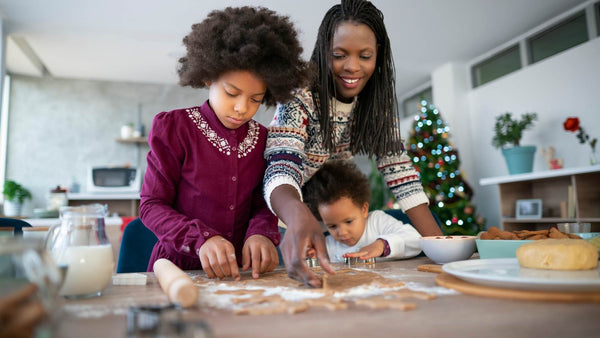 Good Food For Good healthy holiday tip #4: Cook healthy-alternative holiday recipes