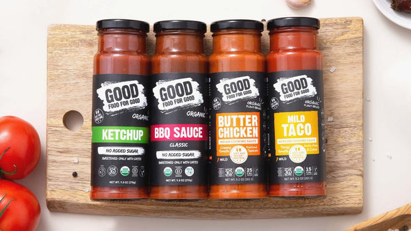 Good Food For Good Whole30 Approved Sauces