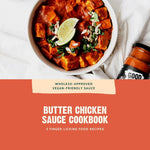 butter chicken sauce recipes and a cookbook by good food for good