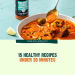 quick easy recipes from good food for good that can be made in under 30 minutes