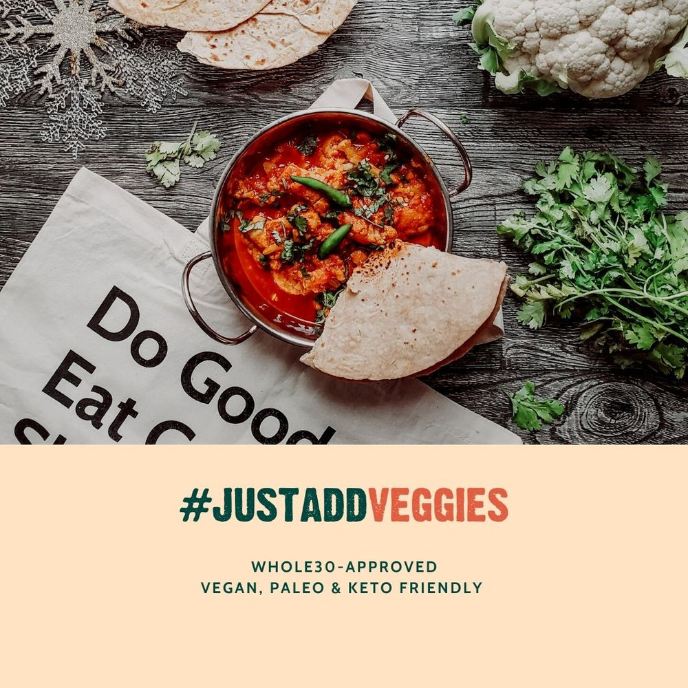 make it easy to add plant based food to your meal planning with good food for good sauces